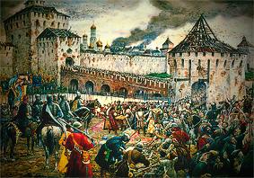 Про Россию, с историческими событиями в общественной, политической и культурной жизни