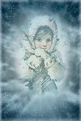 Любовь согреет в любой мороз.
