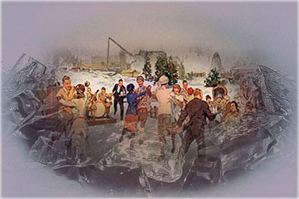 Скользящие во льдах