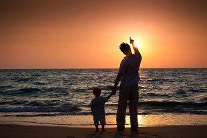 Роль отца в семье.