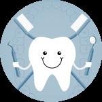 Здоровые зубы - здоровый ребенок.