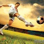 О футболе с улыбкой.